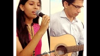 Video Piya Bawari - Khubsoorat | Acoustic cover by Priya Nandini & her dad Lekh Raj MP3, 3GP, MP4, WEBM, AVI, FLV Agustus 2018