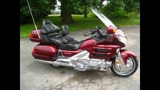 4. For Sale 2005 Honda Goldwing at East 11 Motorcycle Exchange LLC.