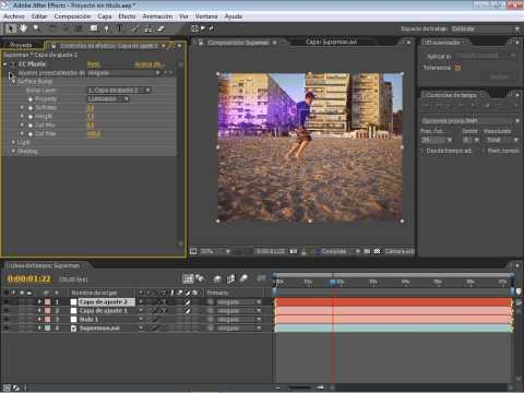 Video 4 de After Effects: Exportación avanzada