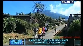 Download Video On The Spot - 7 Mitos Tentang Gunung Slamet MP3 3GP MP4