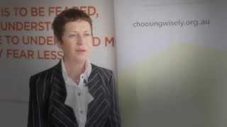 NPS MedicineWise CEO, Dr Lynn Weekes