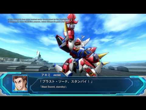 Super Robot Wars OG The Moon Dwellers (PS4)