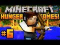 "Minecraft HUNGER GAMES - w/ Ali-A #6! - ""CRAZY 360 KILL!"""