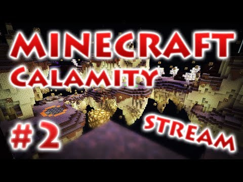 RedCrafting - Стрим - Calamity 2