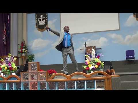 "My God Delivers Again - Marlon ""Bro Paul"" Anderson"