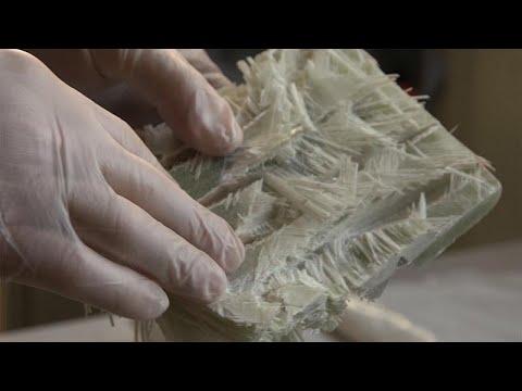 Ανακύκλωση άχρηστων υλικών από ίνες γυαλιού και άνθρακα…