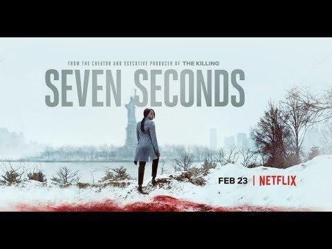 "SEVEN SECONDS.Soundtrack - Netflix Original Serie 2018 inkl. Intro Song ""LOVE & HATE""."