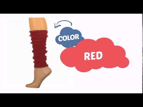 tubered - See our great product here http://www.clownantics.com/arm/small-leg-warmers-17/arm-warmers-tube-red-17?utm_source=youtube&utm_medium=video&utm_campaign=treep...