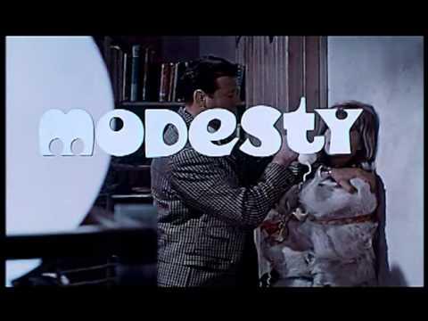 Kino: Modesty Blaise - Pistävä perhonen