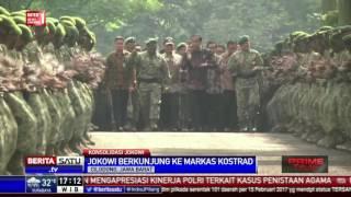 Video Presiden Jokowi Disambut Yel-Yel Prajurit Kostrad MP3, 3GP, MP4, WEBM, AVI, FLV Agustus 2018