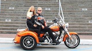5. Harley-Davidson Freewheeler Walkaround