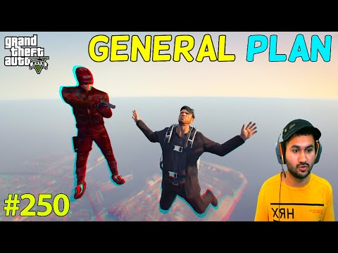 GTA 5 : GENERAL ESCAPE PLAN | KING OF GTA CHAPTER 7 | GTA5 GAMEPLAY #250