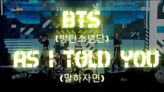 Download Lagu BTS (방탄소년단) - As I told you (말하자면) 3D Audio [USE HEADPHONES] Mp3