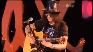 Video Sweet Child O' Mine - Rare Acoustic - Slash & Myles Kennedy - Live Max Sessions 2010 HQ MP3, 3GP, MP4, WEBM, AVI, FLV April 2018