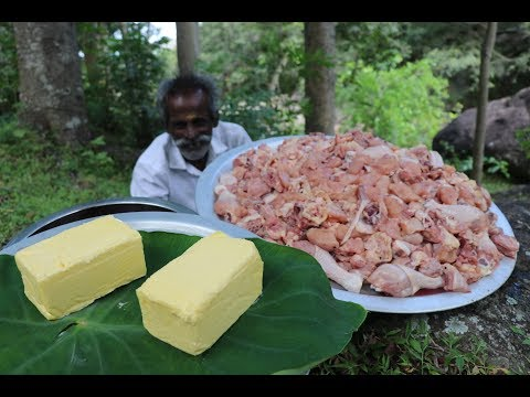 15 KG Butter CHICKEN Recipe prepared by my Daddy ARUMUGAM