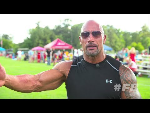 Fast and Furious 8 (Production Video 'The Haka Dance')