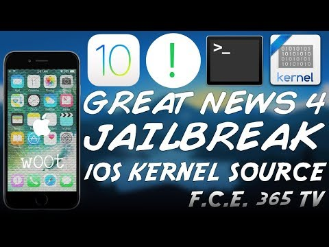 Great News For JAILBREAK: Apple Open-Sourced The iOS (XNU) Kernel