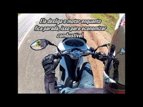 Honda PCX 150 - TOP SPEED (HD)