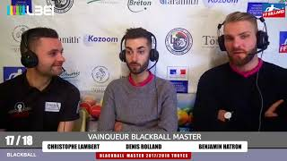 17_18 - FFB - Interview de Christophe Lambert