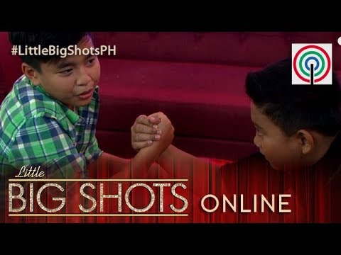 Little Big Shots Philippines Online: Strong Kid Brix