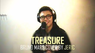 Treasure - Bruno Mars cover by Jeric