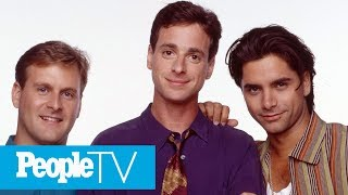 John Stamos Says He's Done Distancing Himself From 'Full House' | PeopleTV