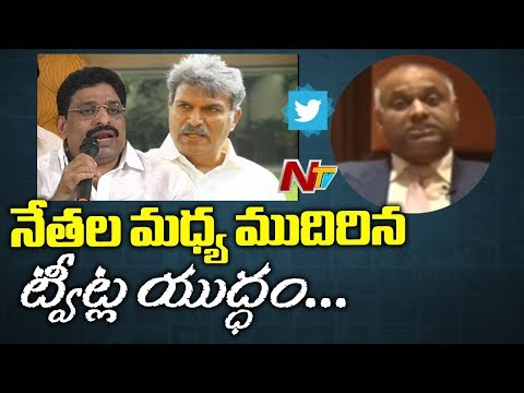PVP Satirical Tweets On TDP Leaders Twitter Fight || Prasad V Potluri Face to Face