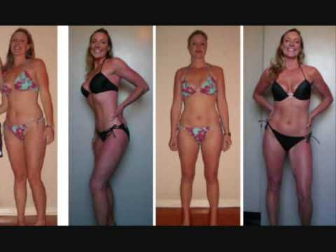 P90X Before and After Results in Pictures + Body Building!