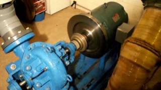 Power House Micro Hydro 20 KW Pumps as Turbine Motor as Generator