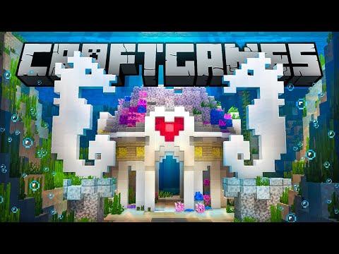 O INÍCIO de ATLÂNTIDA! - Craft Games 241
