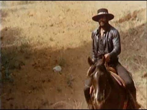 Joshua, the Black Rider - Western Movie, Full Length (видео)