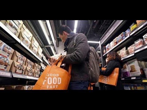 Amazon Go: In Seattle hat der erste Supermarkt ohne K ...