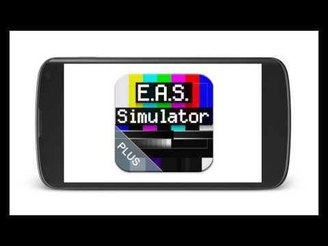 Video of EAS Simulator Plus