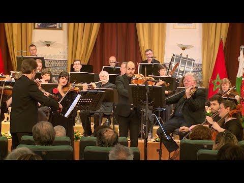 حفل موسيقي استعراضي لأوركسترا الأوبرا الوطنية لبلاد الغال