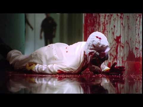 Dexter 1x10 Seeing Red/Bloodbath in Room 103 - Blood room scene