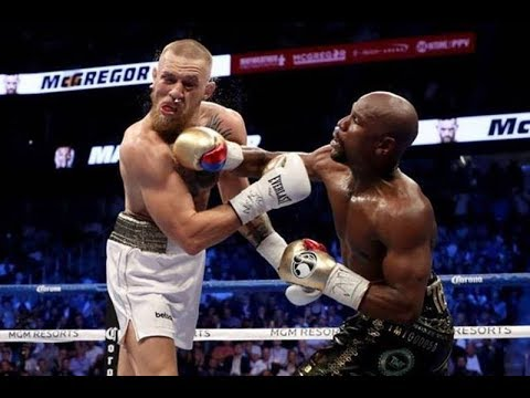 HIGHLIGHT HD | FLOYD MAYWEATHER vs CONOR MCGREGOR (видео)