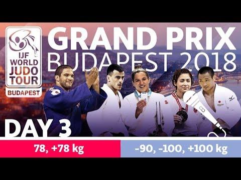 Judo Grand-Prix Budapest 2018: Day 3_Magyarország, Budapest. Heti legjobbak