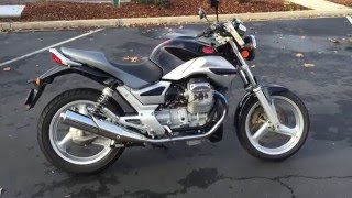 5. Contra Costa Powersports-Used 2008 Moto Guzzi Breva 750 middleweight V-twin standard motorcycle