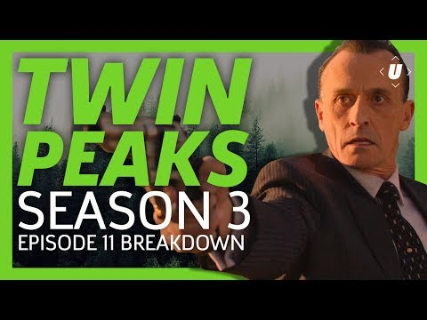 Twin Peaks Season 3 Episode 11 Breakdown - There's fire where you are going