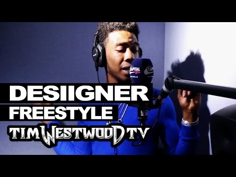 DESIIGNER: Freestyles on Tim Westwood