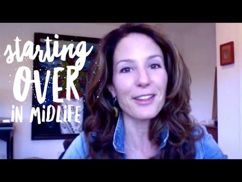 Starting Over in Midlife (Part I w/ Therapist, Steve Siler, MFT)