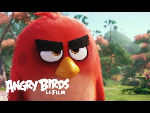 Angry Birds - Bande annonce (VF)