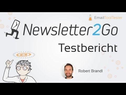 Newsletter2Go Test: alle Vor- und Nachteile des Newsletter Tools