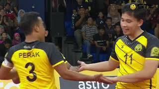 Video STL 2018 : KL Thunder vs Perak Bison   Rangkuman Perlawanan   Astro Arena MP3, 3GP, MP4, WEBM, AVI, FLV Oktober 2018