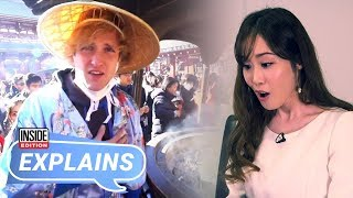 Video Japanese-American Vlogger Responds to Logan Paul: 'You Should Know Better' MP3, 3GP, MP4, WEBM, AVI, FLV Januari 2018