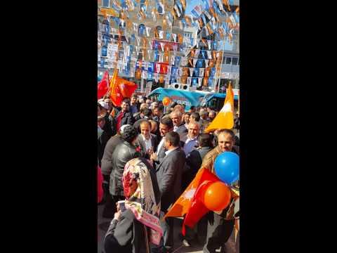 Ak Parti kartal skm açılışı yapıldı