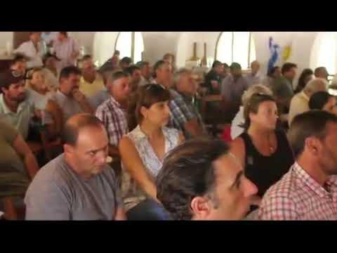 """Integrantes del movimiento """"Un solo Uruguay"""" volvió a reunirse en Durazno."""