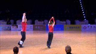 Line Nordsveen & Anders Albert - World Dance Sport Games 2013