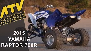 9. 2015 Yamaha Raptor 700R Walk Through