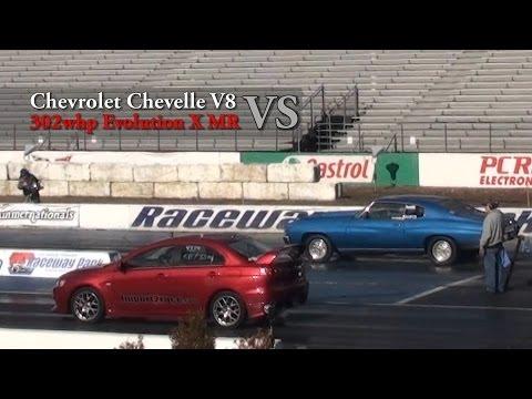 Chevelle vs. Evo
